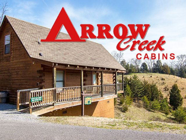 Arrow Creek Cabins in Pigeon Forge, TN