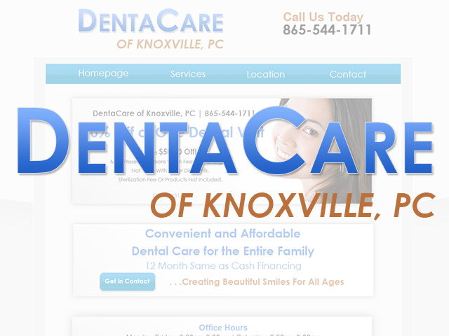 DentaCare Knoxville Dentistry