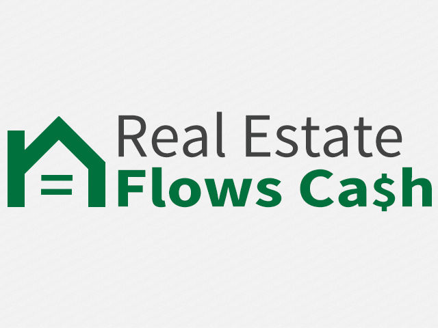 Real Estate Flows Cash Realtor Web Design
