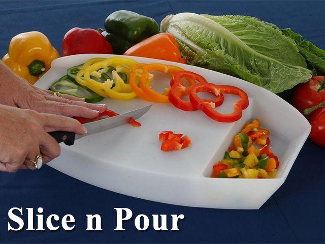 Slice n Pour