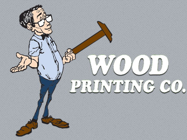 Wood Printing Co. in Knoxville