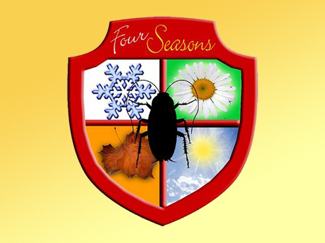 Four Seasons Pest Management Pest Control Web Design