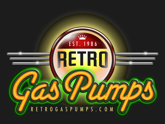 Retro Gas Pumps