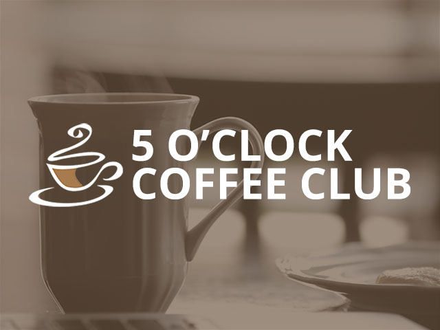 5 OClock Coffee Club Blog