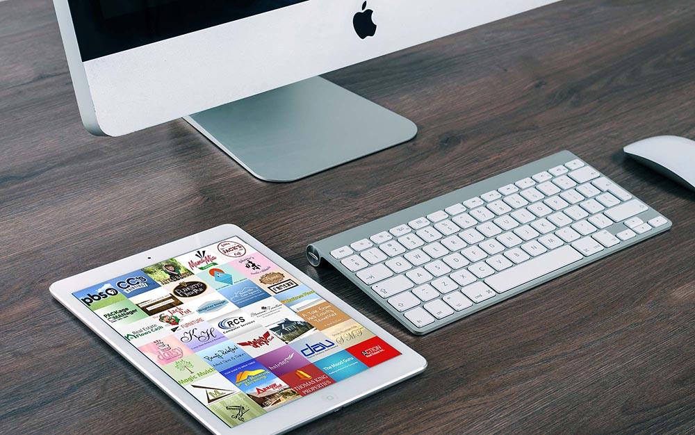 Mac Computer iPad Portfolio