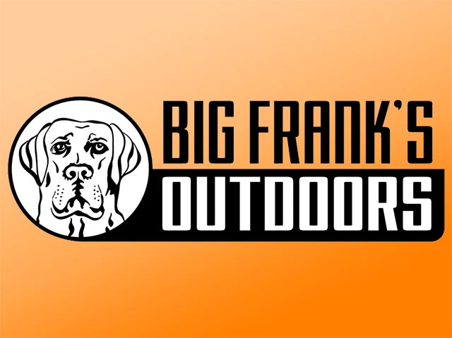 Big Frank's Outdoors Website Design