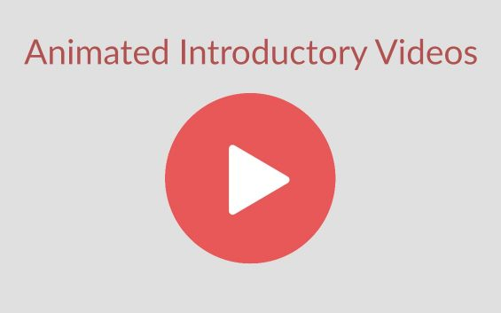 New Service: Animated Introductory Videos and Video Business Cards