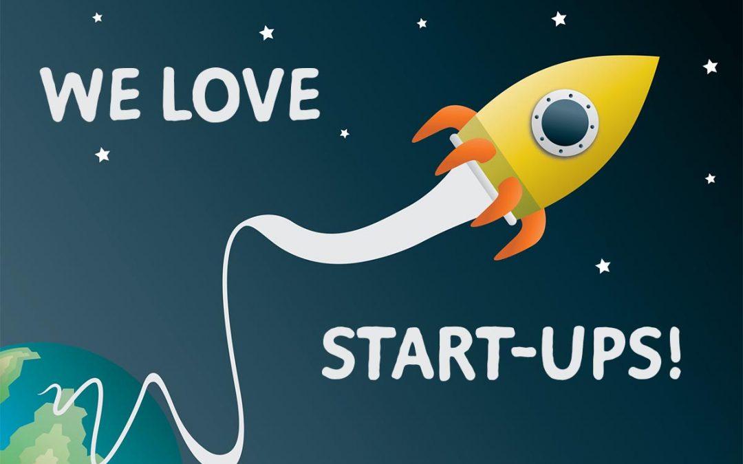 We Love Start-Ups!