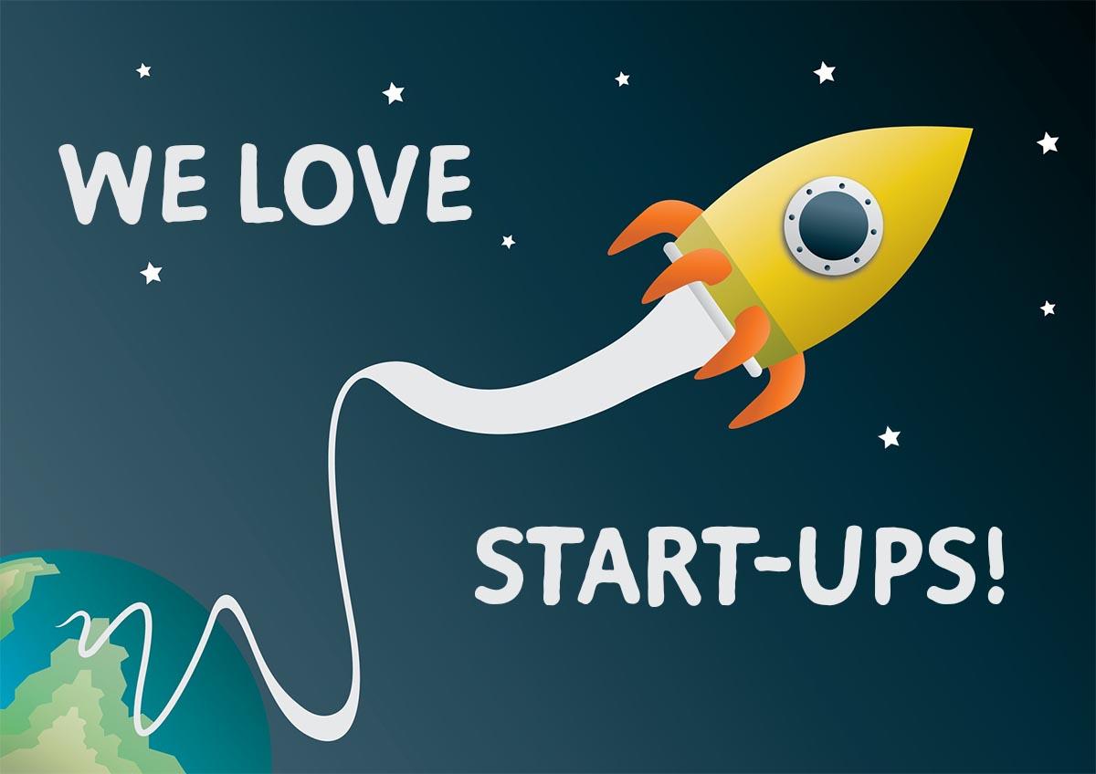 We Love Start-Ups