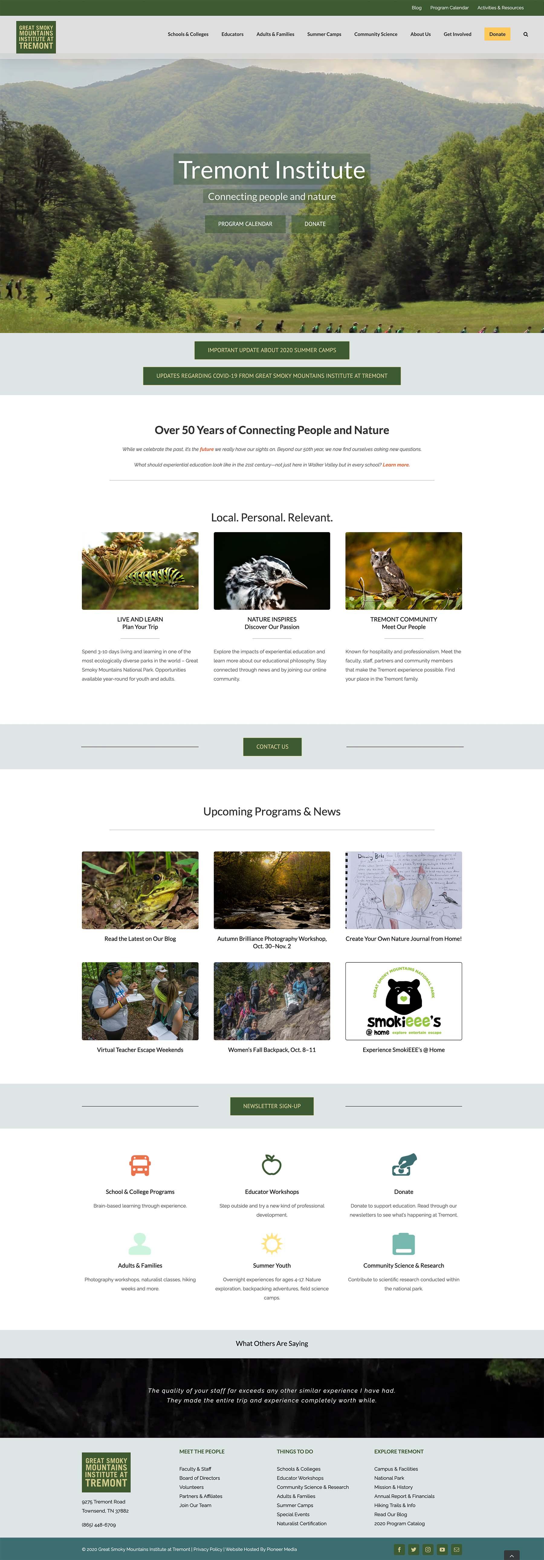 GSMIT Homepage