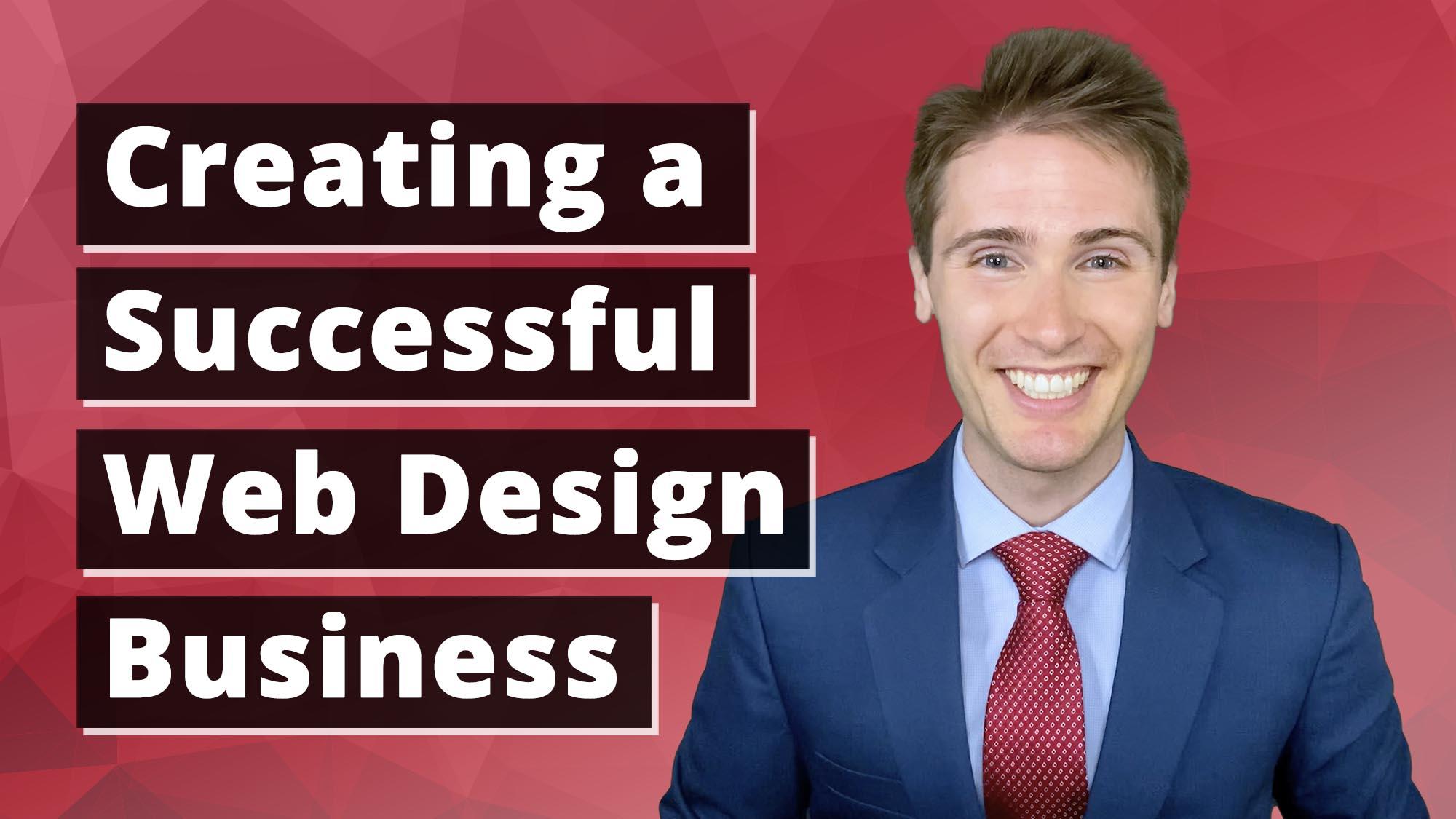 Creating a Successful Web Design Business